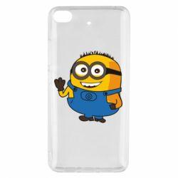 Чехол для Xiaomi Mi 5s Mignon smiles