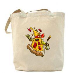 Сумка Микеланджело кусок пиццы - FatLine