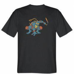 Чоловіча футболка Мікеланджело