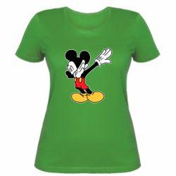 Жіноча футболка Mikey dabing