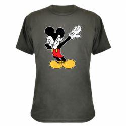 Камуфляжна футболка Mikey dabing