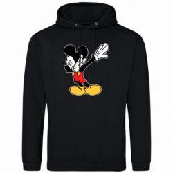 86700eab Оригинальные мужские толстовки, худи с принтом Микки Мауса (Mickey ...