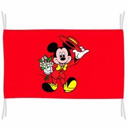 Флаг Микки Джентельмен
