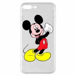 Чохол для iPhone 7 Plus Міккі Маус