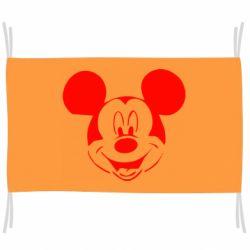 Флаг Микки Маус