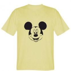 Мужская футболка Микки Маус - FatLine