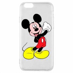 Чохол для iPhone 6/6S Міккі Маус