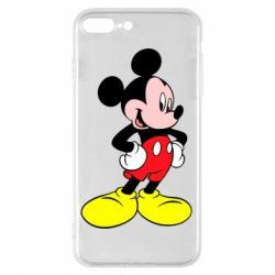 Чохол для iPhone 8 Plus Міккі