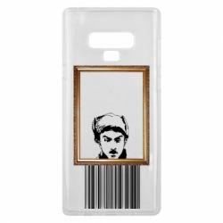 Чохол для Samsung Note 9 Микола Хвильовий - Я (Романтика)