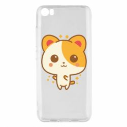 Чехол для Xiaomi Mi5/Mi5 Pro Милая кися