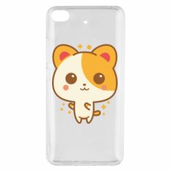 Чехол для Xiaomi Mi 5s Милая кися