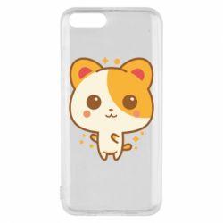 Чехол для Xiaomi Mi6 Милая кися