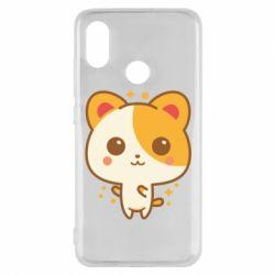 Чехол для Xiaomi Mi8 Милая кися