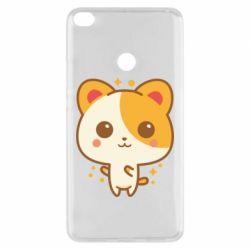 Чехол для Xiaomi Mi Max 2 Милая кися
