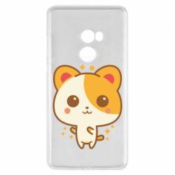 Чехол для Xiaomi Mi Mix 2 Милая кися