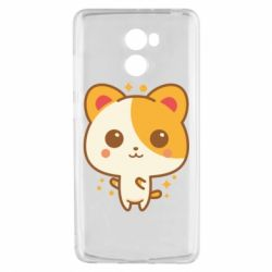 Чехол для Xiaomi Redmi 4 Милая кися