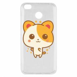Чехол для Xiaomi Redmi 4x Милая кися