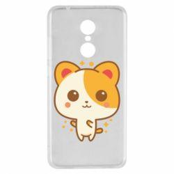 Чехол для Xiaomi Redmi 5 Милая кися