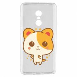 Чехол для Xiaomi Redmi Note 4 Милая кися