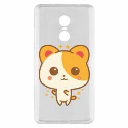 Чехол для Xiaomi Redmi Note 4x Милая кися