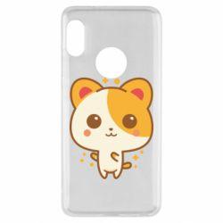 Чехол для Xiaomi Redmi Note 5 Милая кися