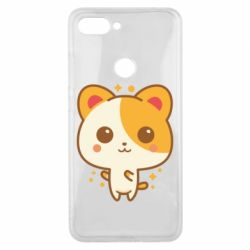 Чехол для Xiaomi Mi8 Lite Милая кися