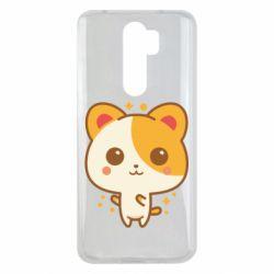 Чехол для Xiaomi Redmi Note 8 Pro Милая кися