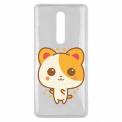 Чехол для Xiaomi Mi9T Милая кися