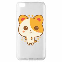 Чехол для Xiaomi Redmi Go Милая кися