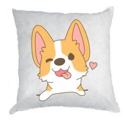 Подушка Милий коргі