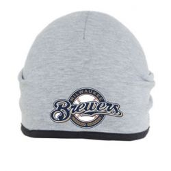 Шапка Milwaukee Brewers