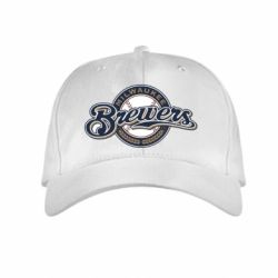Дитяча кепка Milwaukee Brewers