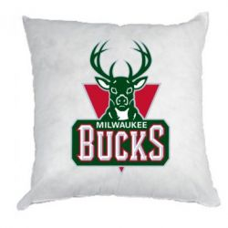 Подушка Milwaukee Bucks