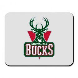 Коврик для мыши Milwaukee Bucks - FatLine
