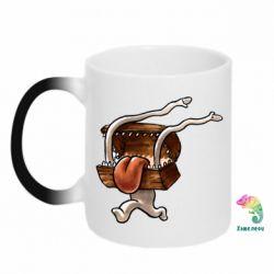 Кружка-хамелеон Mimic
