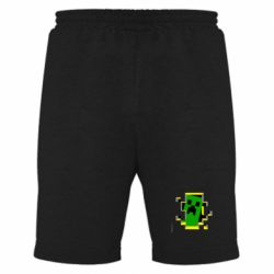 Мужские шорты Minecraft 3D - FatLine