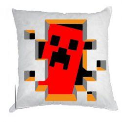 Подушка Minecraft 3D - FatLine