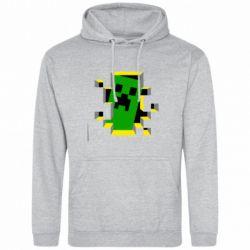 Толстовка Minecraft 3D - FatLine