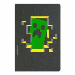 Блокнот А5 Minecraft 3D