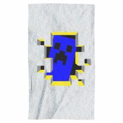Рушник Minecraft 3D
