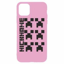 Чохол для iPhone 11 Minecraft and nickname