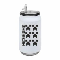 Термобанка 350ml Minecraft and nickname