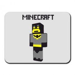 Коврик для мыши Minecraft Batman - FatLine