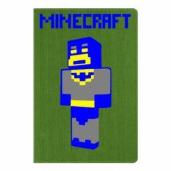 Блокнот А5 Minecraft Batman
