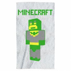 Полотенце Minecraft Batman