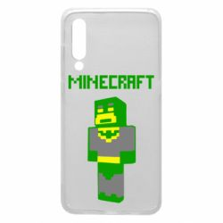 Чехол для Xiaomi Mi9 Minecraft Batman