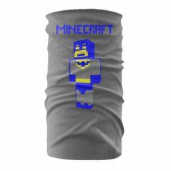 Бандана-труба Minecraft Batman
