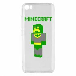Чехол для Xiaomi Mi5/Mi5 Pro Minecraft Batman