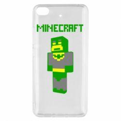 Чехол для Xiaomi Mi 5s Minecraft Batman