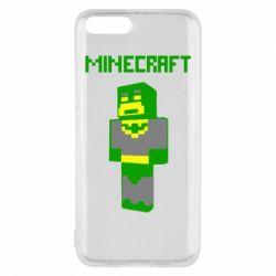 Чехол для Xiaomi Mi6 Minecraft Batman